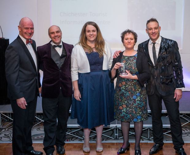The Novium Museum- Beautiful South Awards 2017