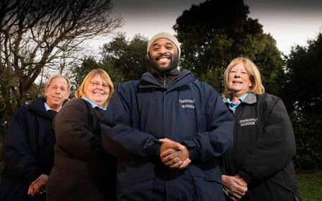 Community Wardens group