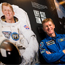 Tim Peake at the novium