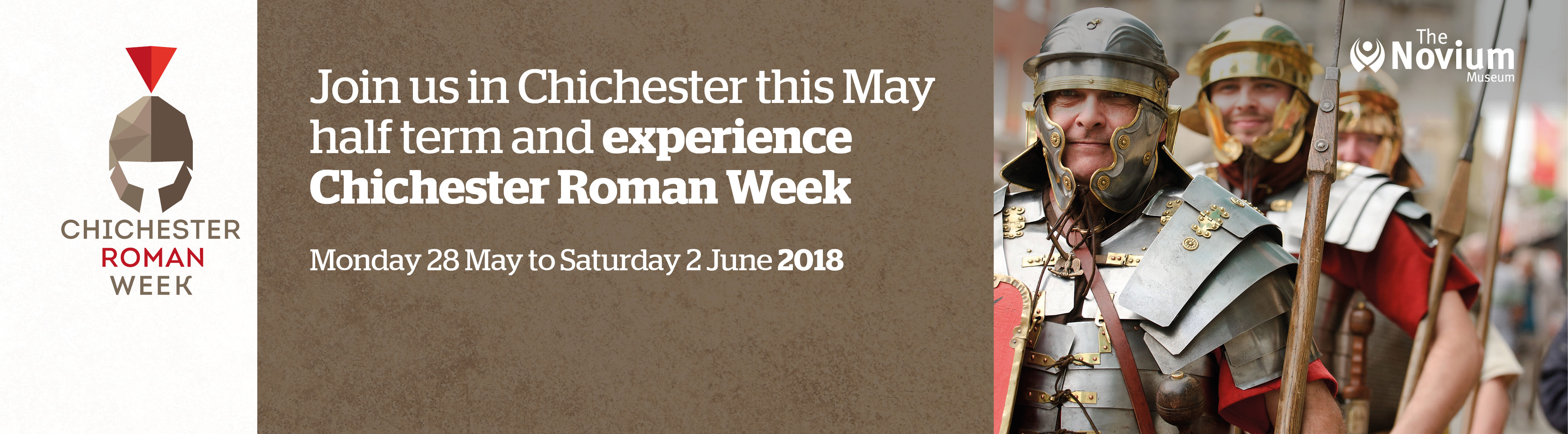 Chichester roman week 2018