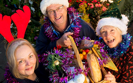 Farmers market - Christmas festive fun 2017