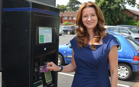 Parking Improvements - Gillian/Card payment