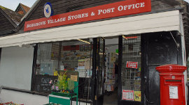 Boxgove Village Stores and Post Office