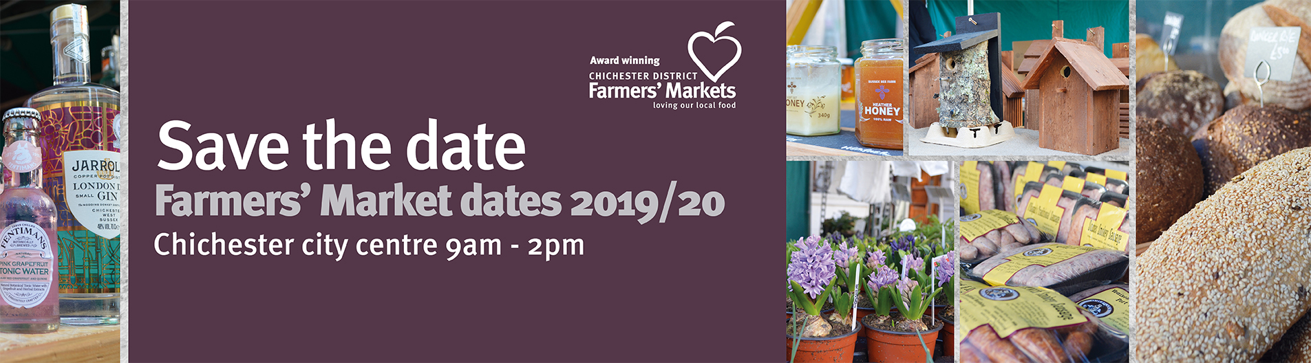 Save the date - Farmer's Market
