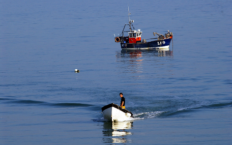 Selsey Fishing boat