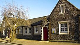 St Pancras parish hall
