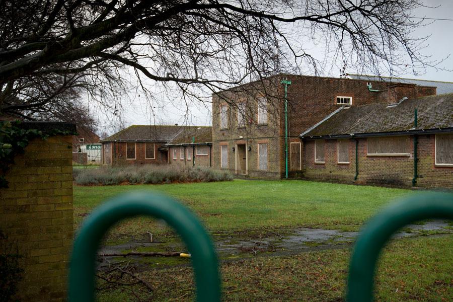 Former primary school buildings