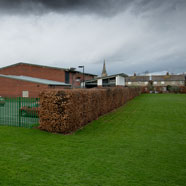 Thumbnail image of Playing field behind police custody centre