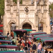 Thumbnail image of Chichester Farmers' Market advertising
