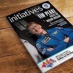 Thumbnail image of Initiatives magazine advertising