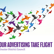 Thumbnail image of Advertising and sponsorship with Chichester District Council