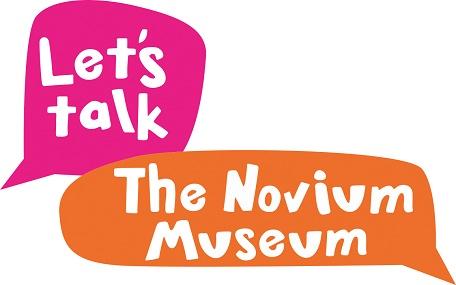 Let's Talk Novium logo