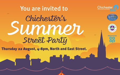 Summer Street Party 2019