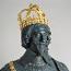 The Novium Museum - Charles I bust