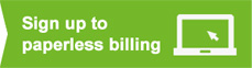 Sign up to paperless billing call to action button