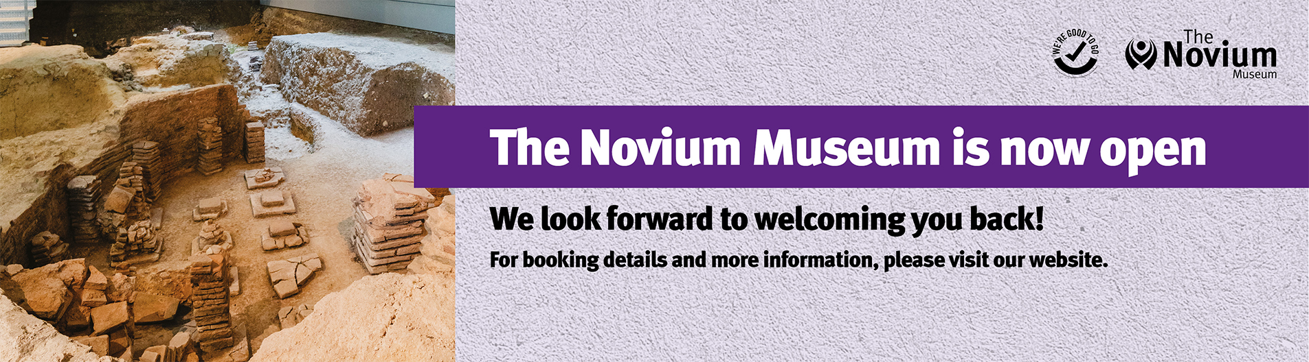 The Novium Museum reopens on 28 July