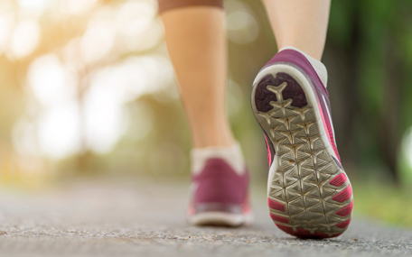 Wellbeing walking course
