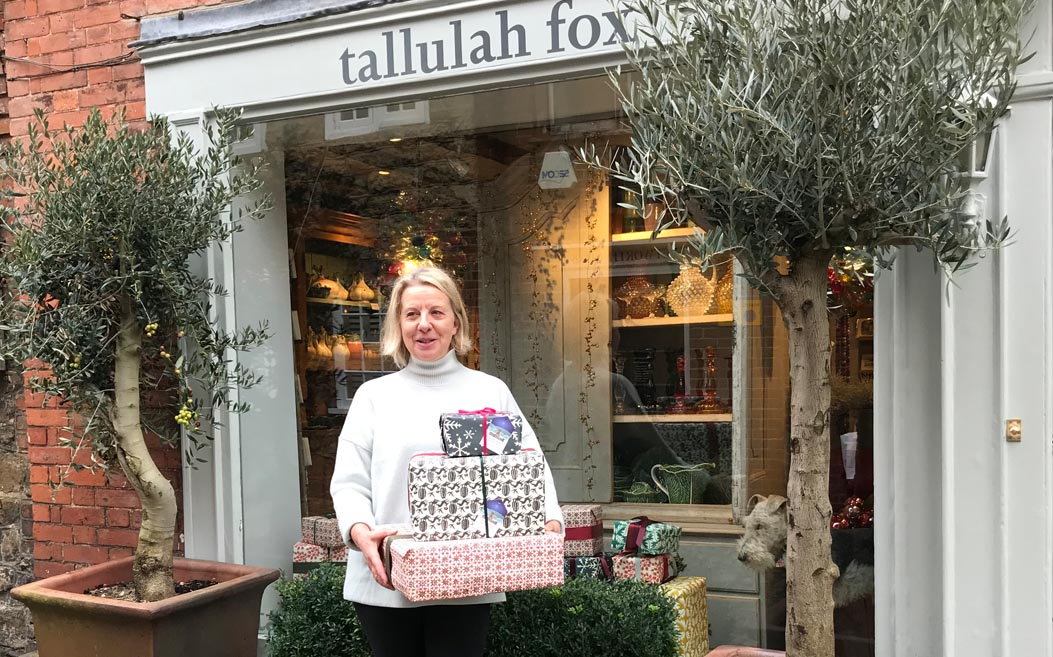 Tiffany Lewis of Tallulah Fox, Petworth