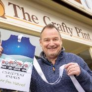 Thumbnail image of Andrew Chiverton of The Crafty Pint, Midhurst. Photo credit: Christopher Ison