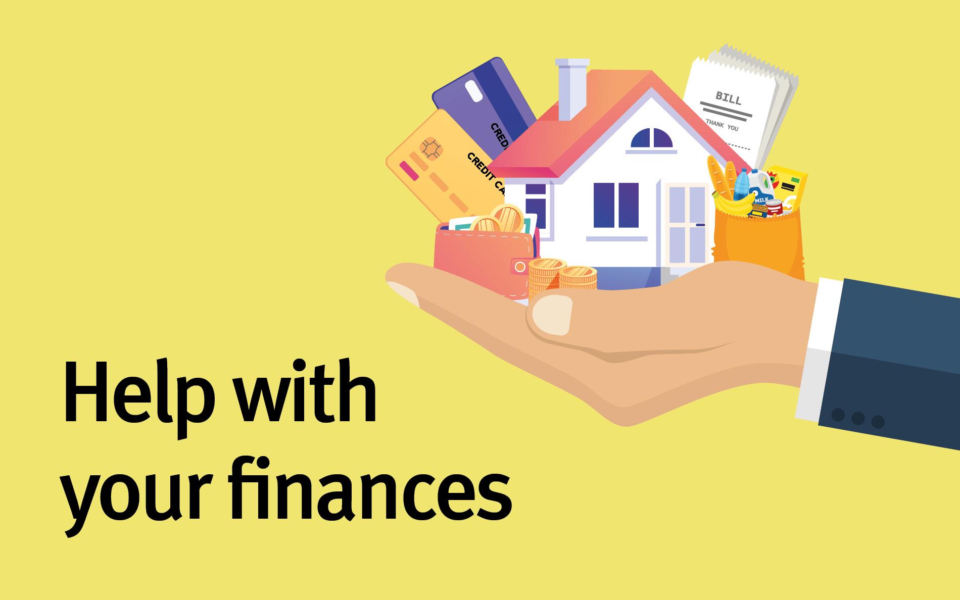 Help with Finances