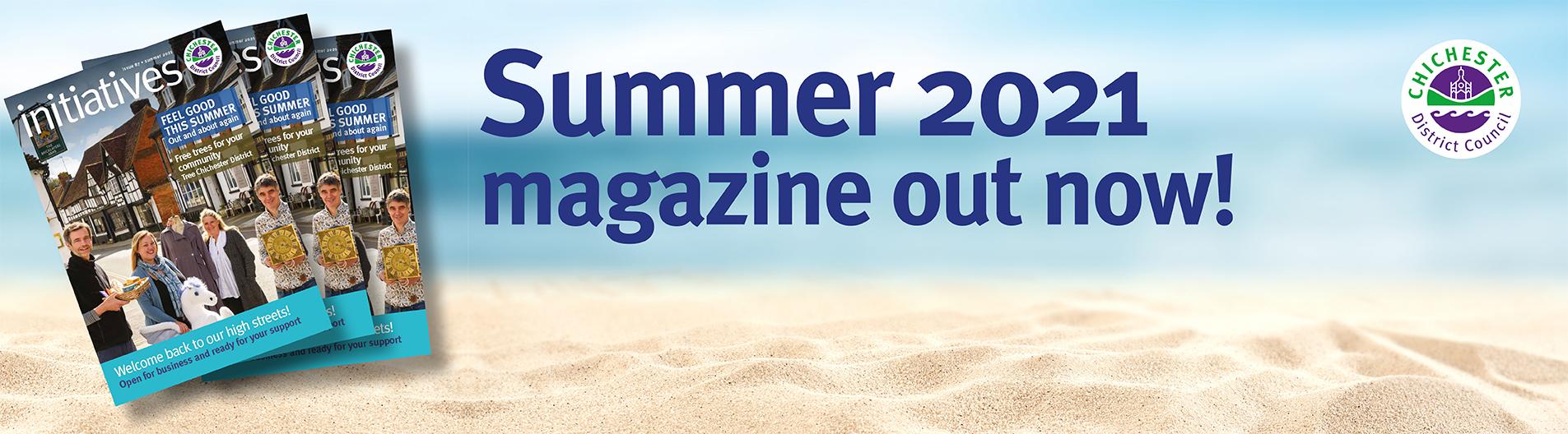 Initiatives Summer 2021